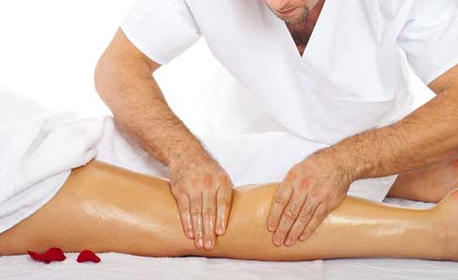 """Aнтицелулитна SPA терапия """"Нов силует 3 в 1"""" - пилинг, серум и мануален масаж на бедра, седалище, корем и ръце"""