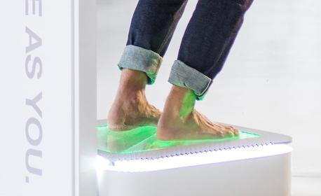"""Без """"болки на растежа"""" при децата! Анализ на стъпалата и динамичен анализ по време на движение"""