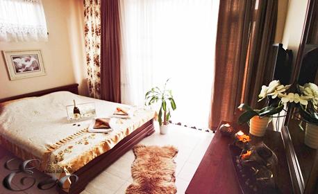 Релакс край Хасково! 2, 3 или 5 нощувки със закуски и вечери, с. Минерални бани, плюс басейн и релакс зона