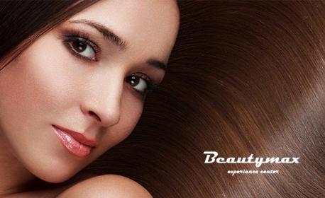 Красива коса с продукти Code Zero! Боядисване, измиване, подстригване на връхчета и оформяне