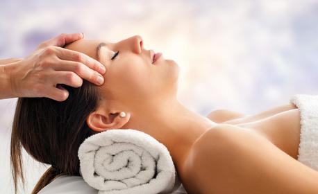 Ароматерапевтичен масаж - на лице или цяло тяло