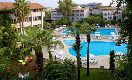 Почивка в Сиде! 7 нощувки на база All Inclusive в хотел Armas Bella Sun 4*, плюс транспорт