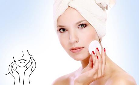 Ревитализираща терапия за лице против бръчки