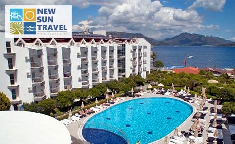 Лукс през Октомври в Мармарис! 7 нощувки на база All Inclusive в хотел Luna Beach*****