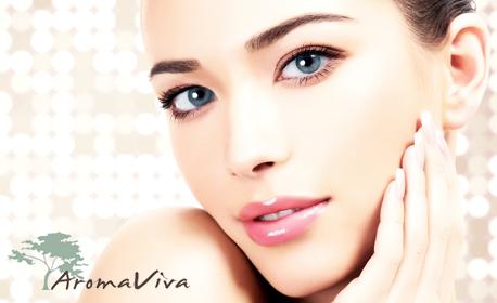 Ултразвуково или мануално почистване на лице, плюс микродермабразио или безиглена мезотерапия