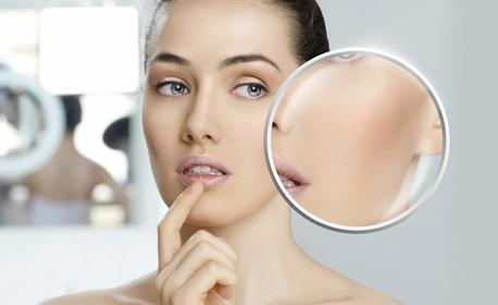 Ревитализираща терапия за лице против акне
