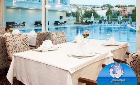За 6 Септември до Турция! 2 нощувки със закуски и вечери в Кумбургаз, плюс релакс зона и възможност за Истанбул