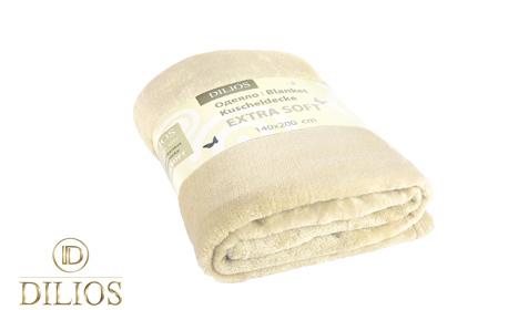 "Одеяло ""Cashmere Softness"" от 100% полиестер"