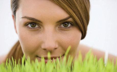 Диамантено дермабразио на лице, плюс криотерапия, ензимен пилинг и маска