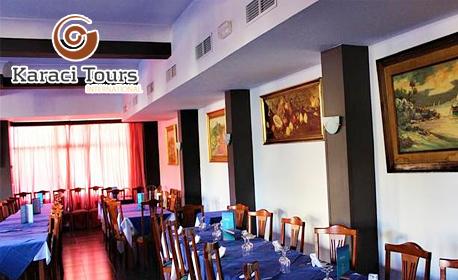 Last Minute екскурзия до Палма де Майорка! 7 нощувки със закуски и вечери в Кан Пастиля, плюс самолетен транспорт