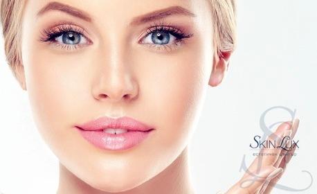 Цялостна терапия за лице - за почистване, подхранване, изглаждане и освежаване
