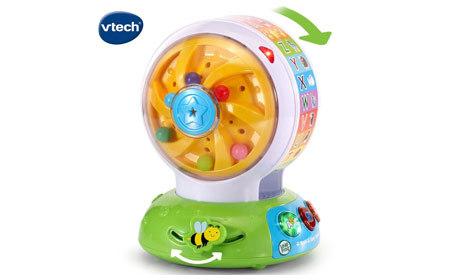 Детска играчка Музикално кълбо на немската фирма Vtech - с песнички на английски език