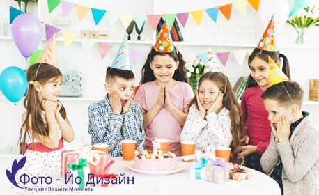 2 часа фотозаснемане на детско парти или рожден ден