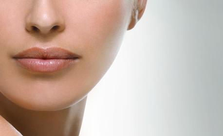 1 или 5 процедури за уголемяване на устни с хиалурон и студена светлина