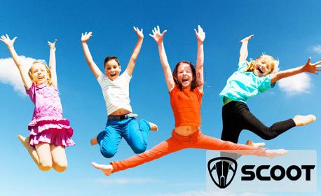 """Еднодневна програма """"Природен живот"""" със спорт и забавления за деца на 8 - 18г"""