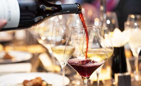 """Дегустация """"Виното в един етикет"""", плюс кетъринг - на 11 Октомври"""