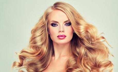 За косата! Измиване, маска, подстригване и оформяне, или възстановяваща терапия със студена URS преса