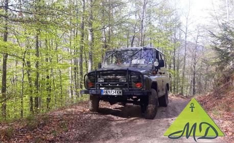 4 часа приключение из Родопите! Сафари с руски джип край Велинград, плюс професионален водач