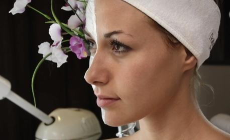 Класическо почистване, козметичен масаж и хидратираща терапия, или ултразвукова терапия с хайвер