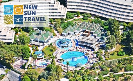 Почивка в Кушадасъ! 7 нощувки на база All Inclusive в Grand Blue Sky Hotel****