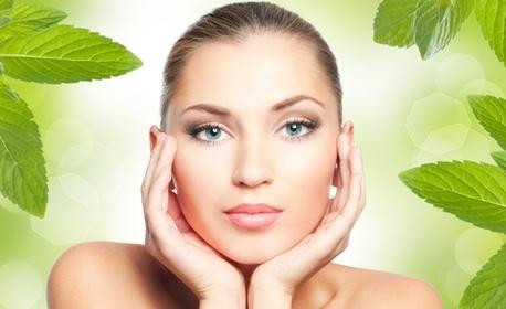 Подмладяваща лазерна терапия Tri-Active с лифтинг ефект на лице - без или в комбинация с шия и деколте