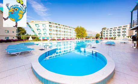 Почивка край Анталия! 7 нощувки на база Ultra All Inclusive в Хотел Daima Resort*****