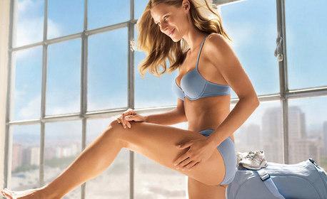 Антицелулитен масаж на крака, седалище и паласки - 10 процедури, плюс престой в солен кът