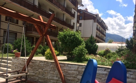 Почивка в Банско! Нощувка с възможност за закуска, обяд и вечеря, плюс релакс зона