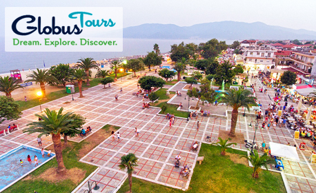 На плаж в Гърция! Еднодневна екскурзия до Ставрос или Аспровалта, с нощен преход