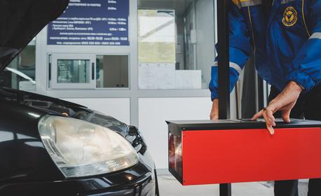 Годишен технически преглед на лек автомобил или ван