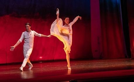 """Хитовият балетен спектакъл """"Гето"""" по музика клезмер и с мотиви от Горан Брегович - на 20 Юни"""