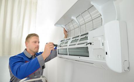Цялостна профилактика на климатик, плюс пране на матрак или мека мебел с Karcher