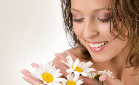 Почистване на лице и успокояваща маска, плюс бонус - кислороден спрей
