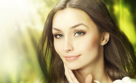 Терапия на лице по метода BB Glow за изравняване на тена