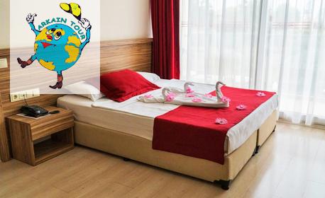 Почивка в Кушадасъ в разгара на лятото! 7 нощувки на база All Inclusive в хотел Belmare****