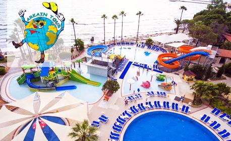 В Кушадасъ през Септември! 5 нощувки на база All inclusive в Хотел Ephesia Holiday Beach*****