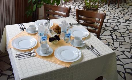 Почивка край Сливен! 5 нощувки със закуски, обеди и вечери, плюс медицински преглед и по 2 процедури на ден