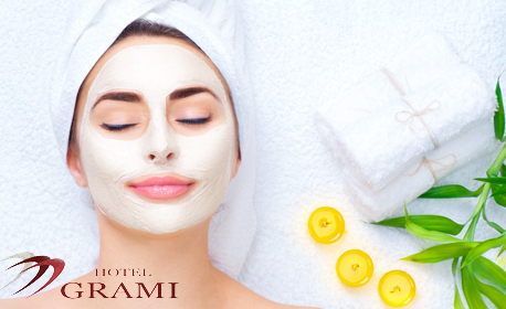"""2 часа релакс със SPA ритуал """"Клеопатра""""! Парна баня, пилинг и масаж на цяло тяло, масаж на лице и чаша чай"""