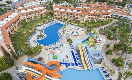 През Септември и Октомври в Кушадасъ! 7 нощувки на база All Inclusive в Хотел Ephesia Holiday Beach Club*****
