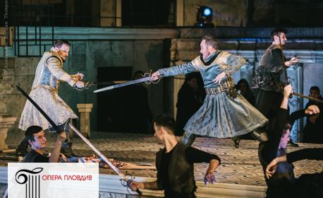 """Четвъртият тенор в света - Хосе Кура, в операта """"Отело"""" - на 26 Юли"""