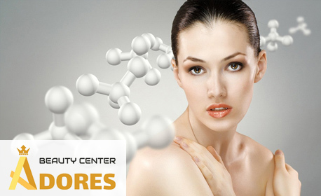 Дълбоко почистване на лице с водно дермабразио, плюс серум и алгинатна маска