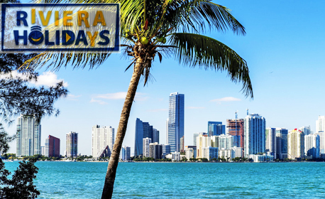 Опознай слънчевия щат Флорида! 14 нощувки със закуски в Орландо, плюс самолетен билет и възможност за круиз до Бахамите