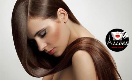За косата! Изправяне или букли със Steampod, плюс масажно измиване и възстановяваща маска на L'Oreal