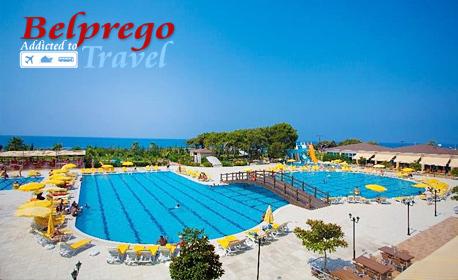 Луксозна почивка в Сиде, Анталия! 7 нощувки на база Аll Inclusive в хотел Lapethos Beach Resort*****