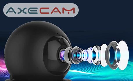 Камера за видеонаблюдение, подходяща и за бебефон - с резолюция FHD 1080p и Sony оптика с 2 мегапиксела