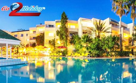 Посети Тунис през Септември! 7 нощувки на база All Inclusive, плюс самолетен транспорт