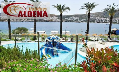 Морска почивка в Бодрум! 7 нощувки на база Ultra All Inclusive в Хотел Baia Bodrum*****