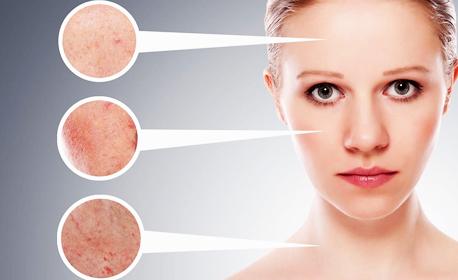 За лице! Дълбока хидратация за зряла и повяхнала кожа или класическо почистване и балансираща ампула