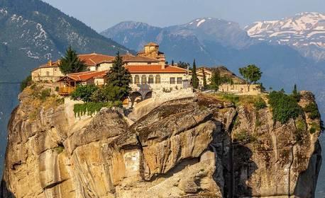 През Октомври в Гърция! Посети Солун, Вергина, Паралия Катерини, Кавала и Порто Лагос с 2 нощувки със закуски, плюс транспорт