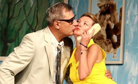 """Христо Гърбов в комедията """"Помощ, жена ми е луда"""" на 31 Август, в ДНА - Бургас"""